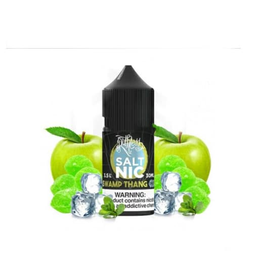 RUTHLESS-SWAMP-THANG-ON-ICE-SALTNIC-30ML