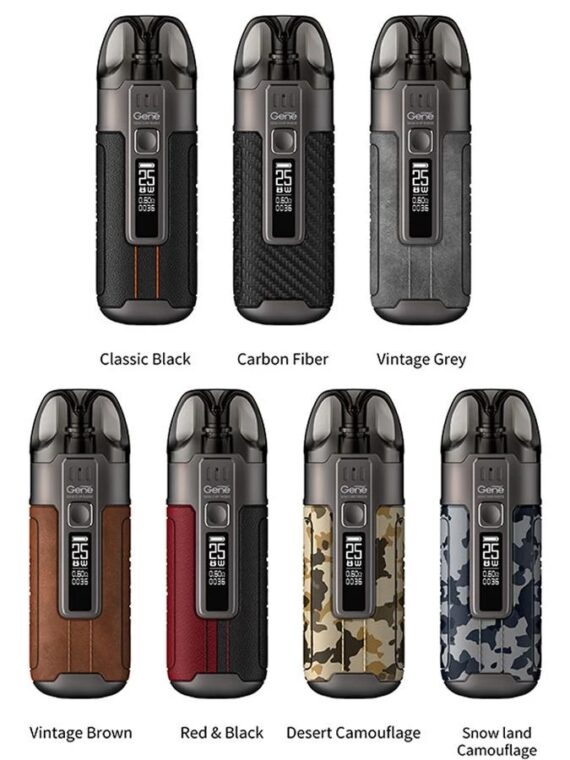 Top VOOPOO Argus Air Pod Kit 900mAh